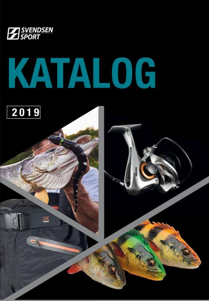 Svendsen Sport Katalog 2019